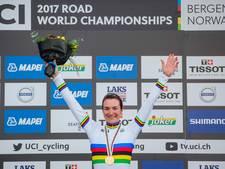 Pirrone pakt dubbel bij WK wielrennen voor junioren vrouwen