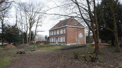 Nieuw dorpspark krijgt 'vrijershoekje'