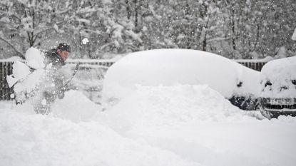 Sneeuwstorm Emma en 'Beast from the East' storten Europa in chaos: duizenden auto's geblokkeerd (en het ergste moet nog komen)