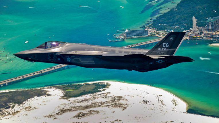 De Joint Strike Fighter Beeld AP