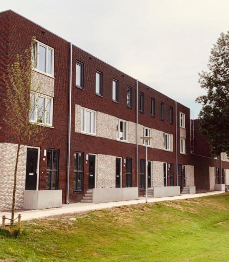 Energiezuinige huizen in Het Broek in Hengelo vanaf deze week bewoond