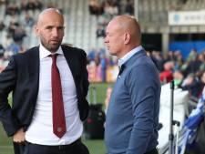 Roelofsen opgelucht na comeback De Graafschap: 'Geschrokken van de eerste helft'
