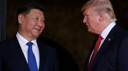 Trump wil werken aan oplossing voor Chinese telecomreus ZTE die in de problemen raakte door sancties VS