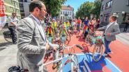 Eind deze week wordt fietser baas in dorpskernen Marke en Heule