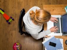 Tips voor wie het thuiswerken zwaar valt: 'Je hoofd kan niet altijd aan staan'