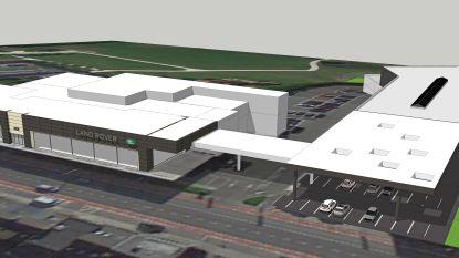 Land Rover Asse bouwt nieuw atelier van 2.000 vierkante meter (op vroegere site van De Vriendt Cars)