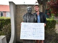 Nederlander (26) doet belangrijke ontdekking over ontstaan sterren