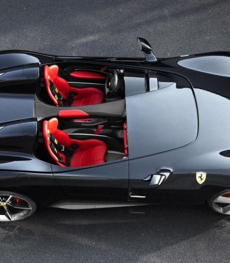 Le pilote de Red Bull Verstappen achète une voiture à son concurrent Ferrari