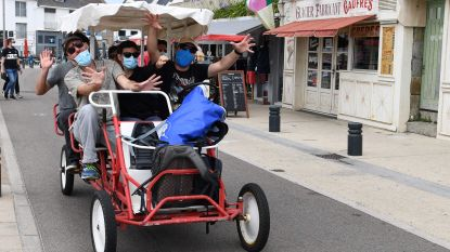 Steeds meer toeristische Franse steden verplichten mondmaskers