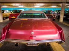 'Lul' en 'aso': oldtimers beklad in Nijmeegse parkeergarage
