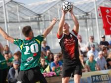 Derby's op de Veluwe en in Kampen in veldkorfbalseizoen