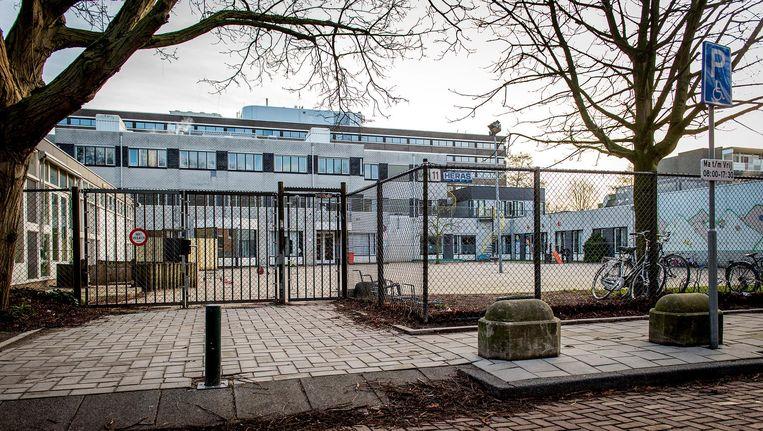 De Amsterdamse orthodox-joodse school Cheider Beeld ANP