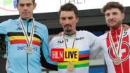 Alaphilippe kroont zich tot wereldkampioen, Van Aert strandt op tweede plaats