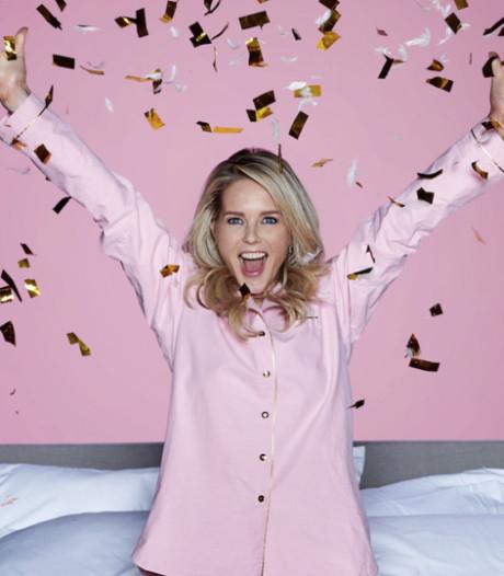Chantal geeft pyjamafeestje in Ziggo Dome