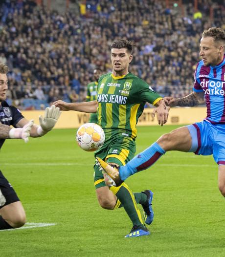 Prutswerk Vitesse bij Airborne-wedstrijd