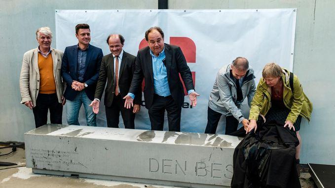 Eerste duik in september 2018
