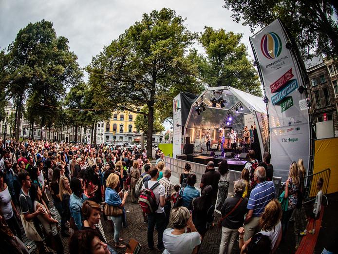 Het festival viert dit jaar een jubileum.