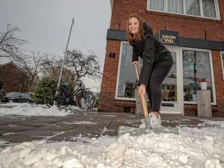 Stoepje sneeuwvrij maken is al lang geen burgerplicht meer
