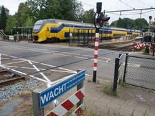 Spoorwegovergang Wolfheze in 2018 op de schop