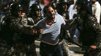 Grootste volksprotest in jaren in Jordanië