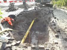 Spinnersdonk in Apeldoorn ontwaakt met groot gat, maar zonder water