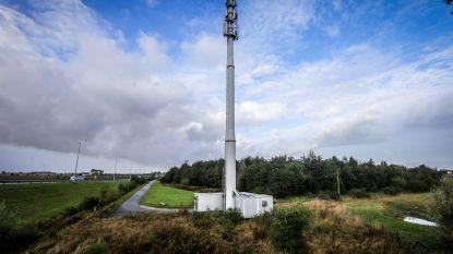 Nieuw: 2.500 euro belasting op masten en pylonen
