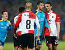 Feyenoord was in 2014 groepswinnaar in een poule met Sevilla, Standard Luik en Rijeka.