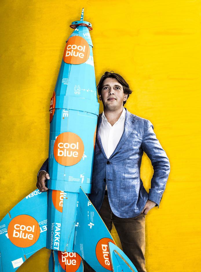 Na België lonkt ook het verdere buitenland voor Pieter Zwart van Coolblue.