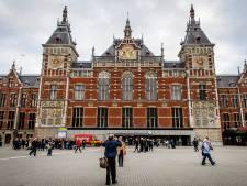 Stations Amsterdam CS en Zuid voor 350 miljoen euro op de schop