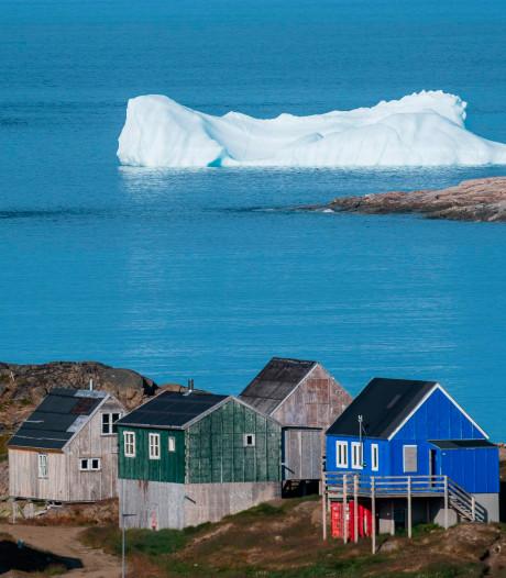Trump grapt: Ik zal geen hotel bouwen in Groenland
