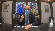 """Q roept Kortrijkzanen op om mondmaskerplicht te volgen: """"Anders betreuren we straks vele doden"""""""