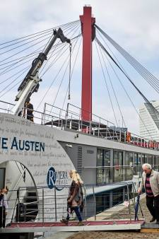 Rotterdam trekt veel meer riviercruiseschepen dan gedacht