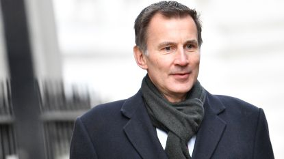 Britse topminister geeft voor het eerst toe dat brexit misschien uitgesteld moet worden