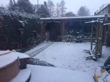 VIDEO | Sneeuwpret in Zuidoost-Brabant voorbij, opletten voor ijzel en gladheid
