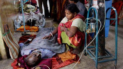 Al meer dan honderd doden in India na drinken illegale alcohol