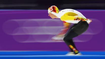 Bart Swings neemt het in de 1.500m op tegen Amerikaanse ex-kampioen
