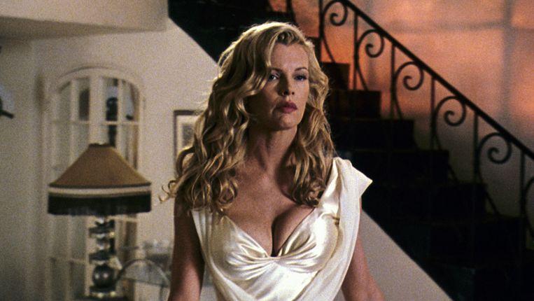 Kim Basinger in L.A. Confidential van Curtis Hanson (1997). Beeld