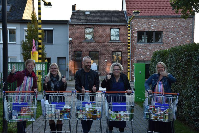 De Brug in Sint-job is met voorsprong de warmste school van Vlaanderen.