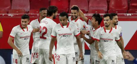 Sevilla dankzij invaller En-Nesyri in blessuretijd langs Levante