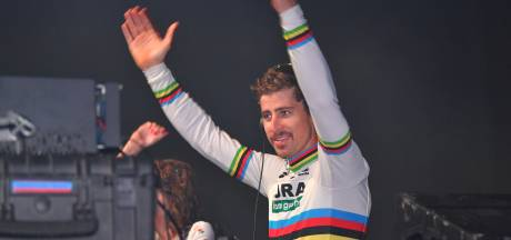 Wereldkampioen Sagan definitief in Vuelta: 'Perfect in voorbereiding op WK'