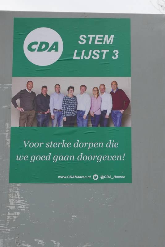 Ans Beijens is lijsttrekker van CDA Haaren.