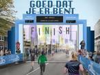 Vlaggenzee wordt eindstreep van Marathon Eindhoven