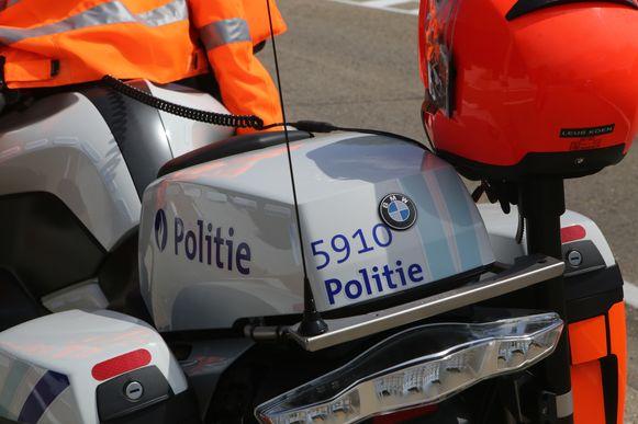 De motorrijder zal zich later nog mogen verantwoorden voor de politierechtbank