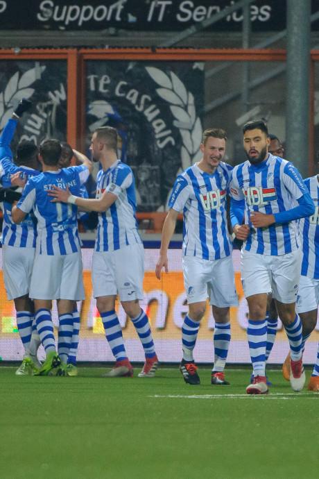 Spectaculair kwartier levert FC Eindhoven de derde opeenvolgende zege op