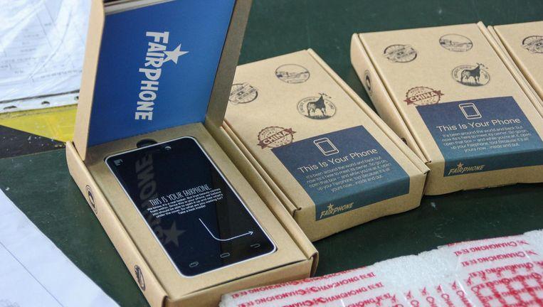 De Fairphone Beeld Fairphone