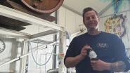 """Jef brouwt met Antibirus eerste lockdown-bier: """"Ik had gelukkig nog een mooie voorraad ingrediënten liggen"""""""