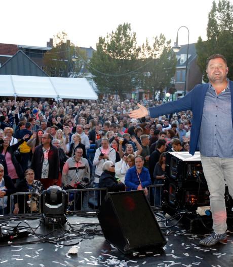 Meeblèren met Abba op Vestingfeesten in Hulst