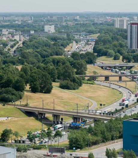 Volgende week vier nachten hinder door werken op E17 en Antwerpse ring op Linkeroever