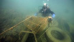 Middellandse Zee vier keer vuiler dan Noordzee: dweilen met de kraan open