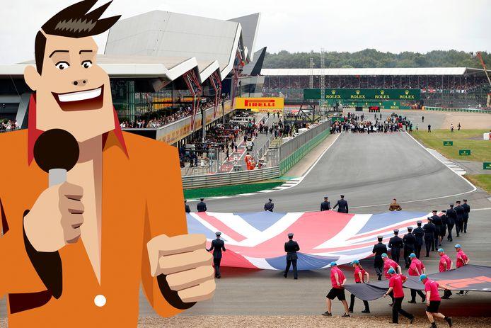 De grote GP van Groot-Brittannië-quiz.